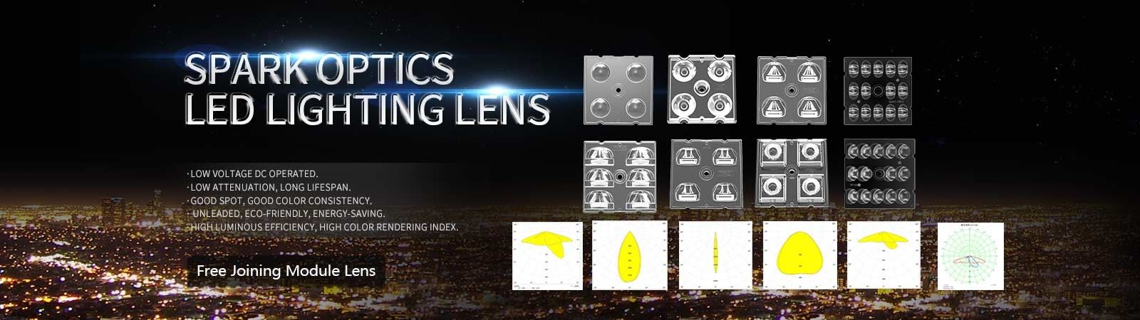 LED Optics Lenses