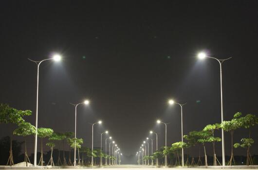 5050 / 3535 LED Light Lens 6 In 1 Dimension 50*50mm For LED Street Lighting