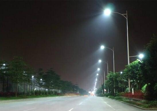 Type II PC LED Street Light Lens 65*150 Degree Beam Angle With SMD 3030