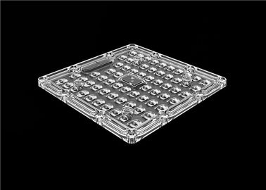 Sreet Light LED Optics Lenses Transmittance 93% SMD 3030 LED Chips