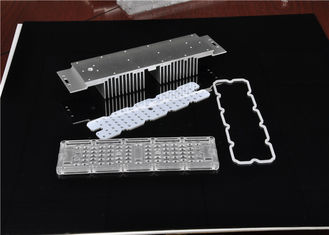 64 In 1 LED Street Light Retrofit Kits Optical Lens CE Certificated With PCB Module