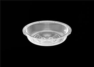 High Brightness LED Street Light Components Optical Lens For Road Lamp
